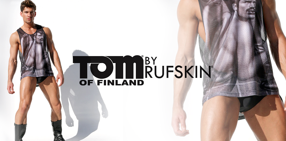 Tom of Finland by Rufskin - exklusive & limitierte Kollektion