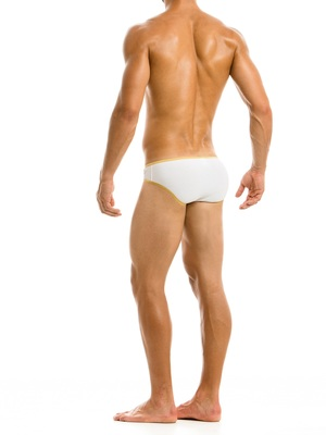 MODUS VIVENDI Handcrafted Archaic Brief White