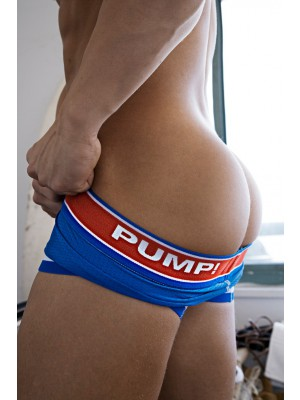 Pump Touchdown Boxer ICE Blue/White