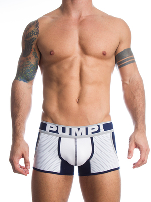 Pump! Marine Jogger White/Navy