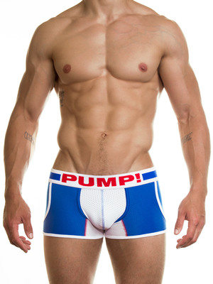 Pump! Hero Jogger Blue Boxer