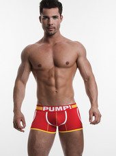 Pump! Flash Jogger Red