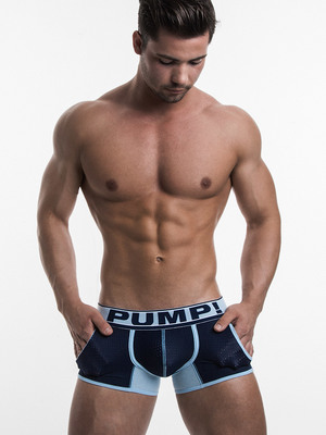 Pump! Blue Steel Jogger Navy