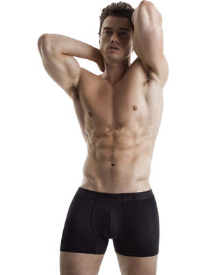 PUMP! Cooldown Boxers Black