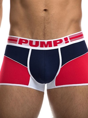 PUMP! Academy Free-Fit Boxer Red