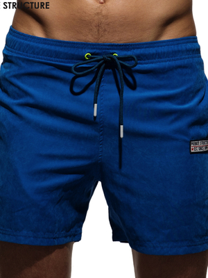 PRIVATE STRUCTURE Swim Short Royal Blue