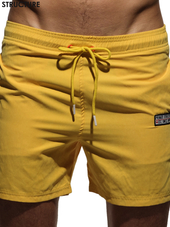 PRIVATE STRUCTURE Swim Short Yel