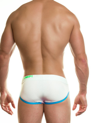 Pump! Candy Brief White