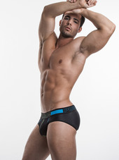Pump! Sonic Brief Black