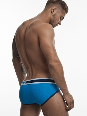 Pump! True Blue Brief Light Blue
