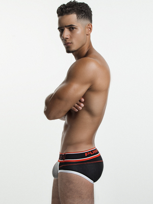 PUMP! Stealth Brief Black