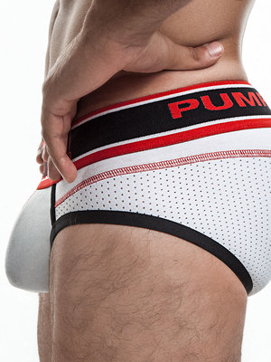 PUMP! Reflex Brief White