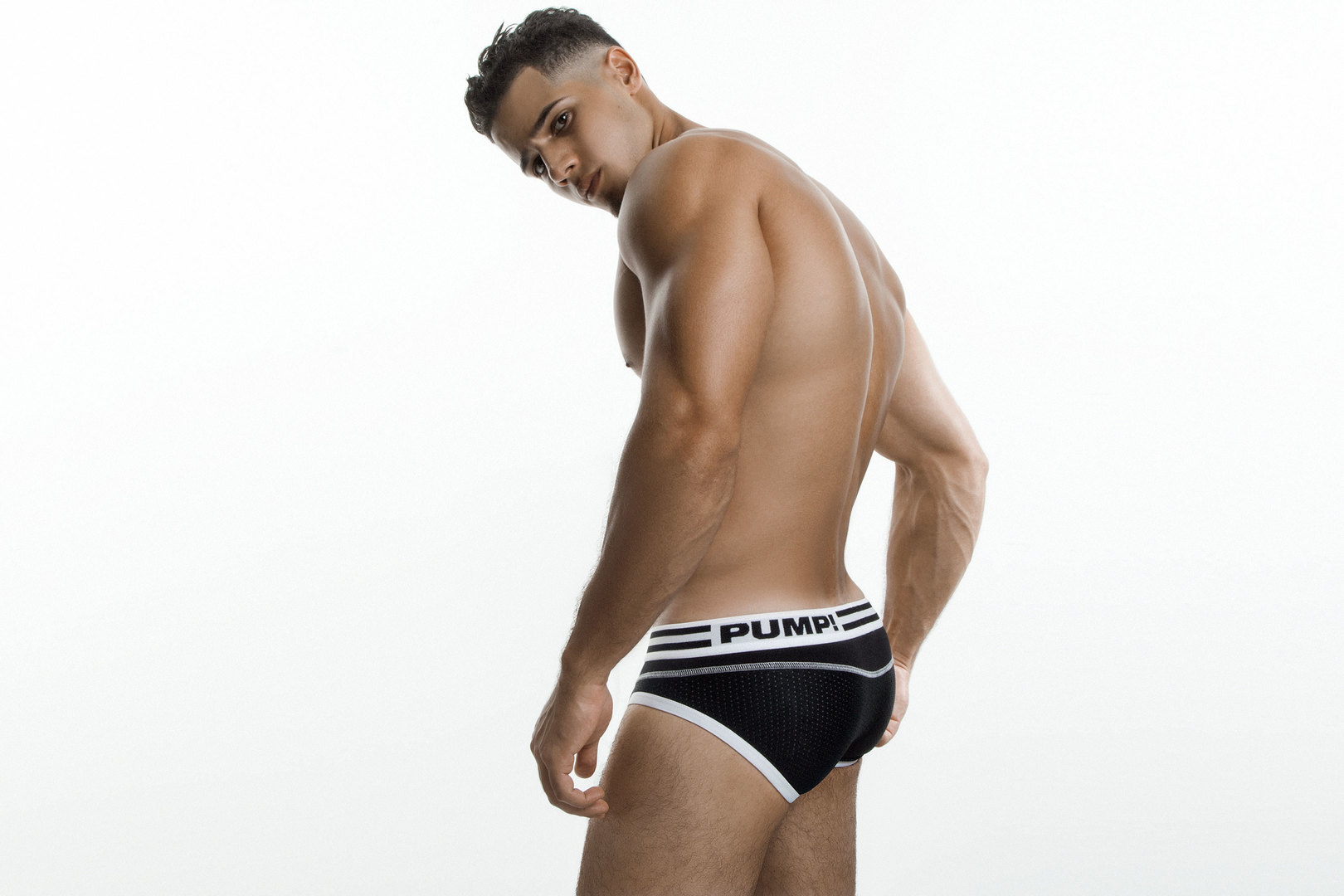 Pump Lux Brief Black Briefs Menssecret Ch