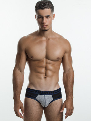 PUMP! Shadow Brief Black
