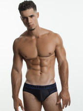 PUMP! Midnight Brief Black