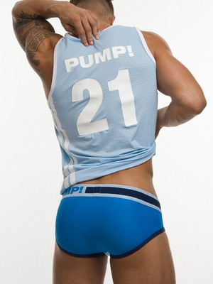 Pump! Frost Tank 21 Baby Blue