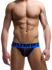Pump! Panther Jock Black