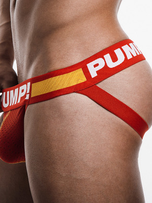 Pump! Flash Jock Red