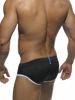 ES Collection Time Square Mini Brief Black