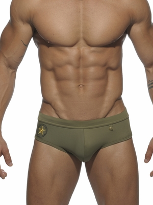 ES Collection Picadilly Brief Kaki