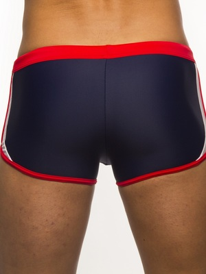NIT Boxer Nit Pack Up Navy/Red