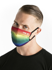 CODE22 Social Mask Red