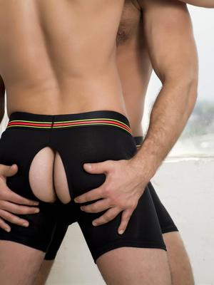 Andrew Christain FUKR Access Boxer Black