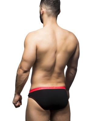Andrew Christian Boy Brief Black-Pink