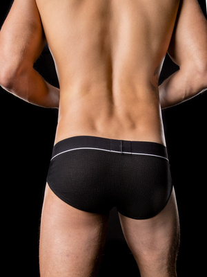 Barcode Berlin Thermo Brief Berlin Mitte Black