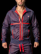 Barcode Double Face Jacket Ivo N