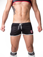 Barcode Short Mario Black/White