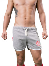 Barcode Berline Short Yule Grey