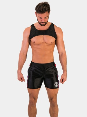 BARCODE Short Elmar Black