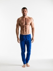 CODE 22 DRILL Jogger Blue