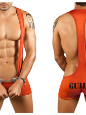 Candyman Singlet Outfit Color Or