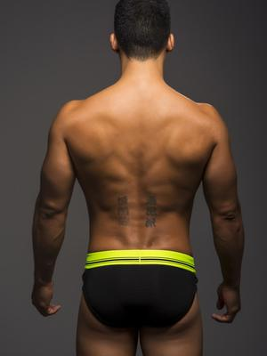 Andrew Christian FUKR Bound Brief Black