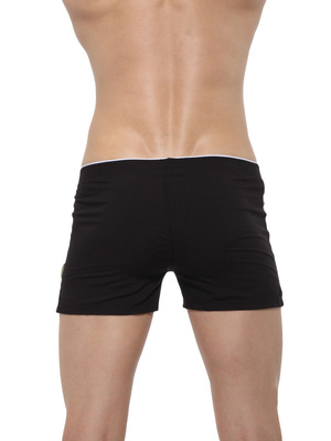 PRIVATE STRUCTURE Utopia Booster Pouch Boxer Shorts Black
