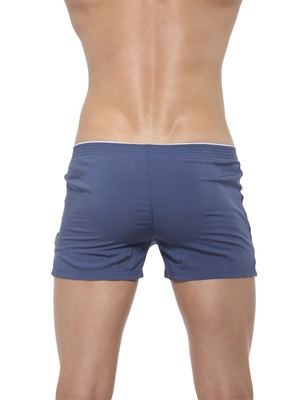 PRIVATE STRUCTURE Utopia Booster Pouch Boxer Shorts Blue