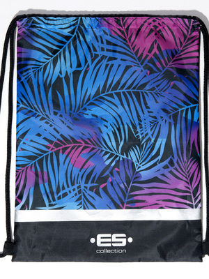 ES COLLECTION Revesible Palms Backpack