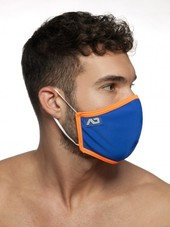 ADDICTED SPIDER MASK Royal Blue