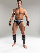Maskulo Shine Guard Black