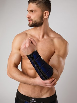 MASKULO Armored Color-Under Forearm Guard Wallet (1pc) Royal Blue