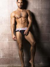 Andrew Christian Twerk Brief Bla