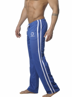 Addicted Air-Mesh Track Pant Royal Blue