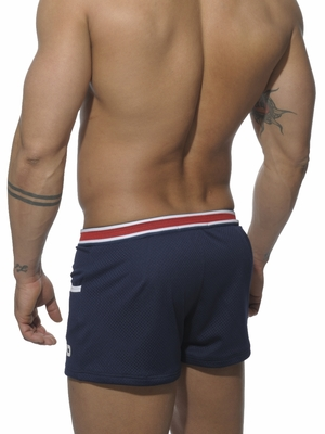 Addicted Air-Mesh Shorts Navy