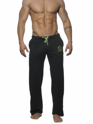 ADDICTED French Terry Sweat Pant Black
