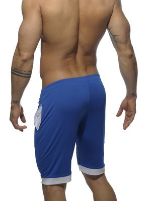ADDICTED Jersey Light Knee Pant Royal Blue