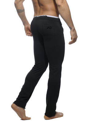 ADDICTED Combined Waistbrand Pant Black