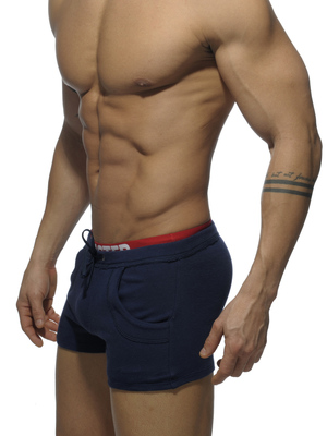 ADDICTED Combined Waistbrand Short Navy