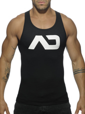 ADDICTED Basic AD Tanktop Black